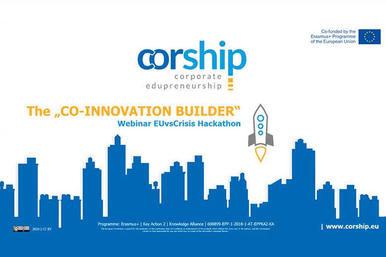 CORSHIP webinar @EUvsVirus