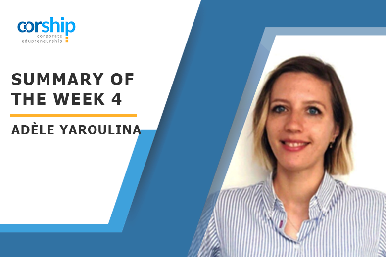 Summary of the week 4 by Adele Yaroulina