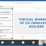 Viertual workshop of Co-Innovation Builder