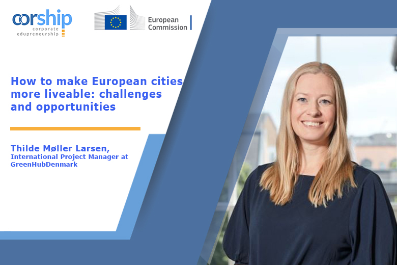 How to make European cities more liveable: challenges and opportunities
