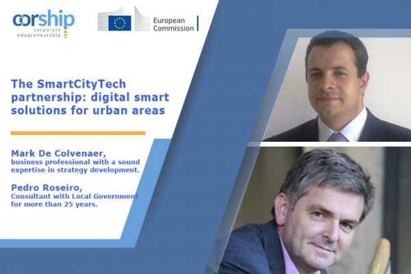 The SmartCityTech partnership: digital smart solutions for urban areas!